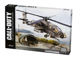 Конструктор (Armor Helicopter Collector на 891 детали