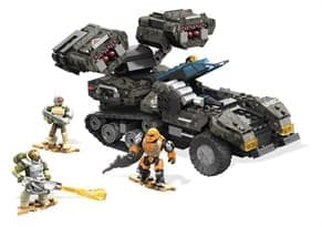 Mega Construx Halo UNSC Wolverine Charge Building Kit
