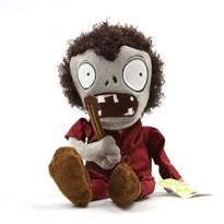 Мягкая игрушка Зомби в коричневом костюме с гитарой 30 см (Plants vs Zombies) купить в России с доставкой