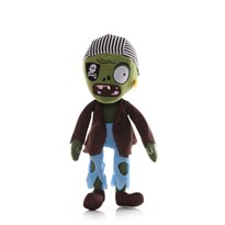 Мягкая игрушка Зомби пират 30 см (Plants vs Zombies) купить в России с доставкой