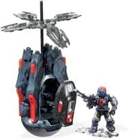 Mega Construx Halo Operation Drop Pod Building Kit - Stonebreak