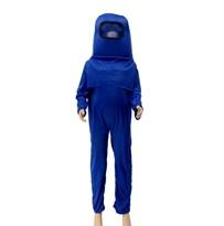 Купить Детский костюм Амонг Ас (Among Us) синий