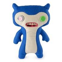 Плюшевый бело-голубой монстр Fuggler 27 см купить с доставкой