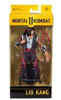 Фигурка McFarlane Toys Лю Кан Мортал Комбат (Mortal Kombat Liu Kang Action Figure) купить в России с доставкой