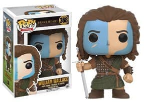 Фигурка William Wallace Вильям Валас (Funko Pop)
