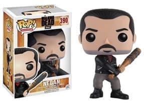 Фигурка Неган Ходячие мертвецы (Negan The Walking Dead Pop) № 390 купить в Москве