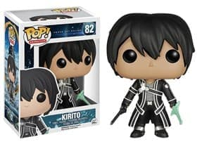 Фигурка Funko POP Sword Art Online: Kirito Кирито