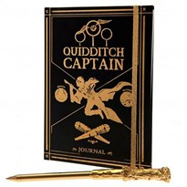 Блокнот и ручка Квиддич Гарри Поттер (Harry Potter Quidditch Notebook and Pen set) купить в России с доставкой