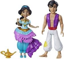 Куклы Disney Аладдин и Принцесса Жасмин (Disney Princess Jasmine & Aladdin)