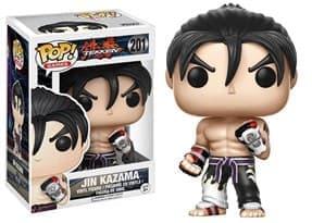 Funko Pop Tekken Jin Kazama Джин Казама с белыми аксессуарами