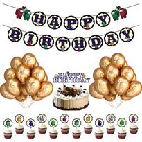 Праздничные украшения на День Рождения Amond Us (Среди нас) купить