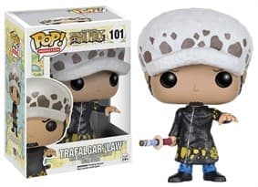 Фигурка Трафальгар Ло Ван Пис (Funko POP One Piece Trafalgar Law Figure) №101 купить