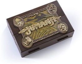 Настольная игра The Noble Collection Джуманджи (Jumanji Miniature Electronic Game Board)