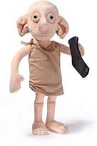 Плюшевая кукла домовой Добби из фильма Гарри Поттер (The Noble Collection Dobby️ Electronic Interactive Plush)