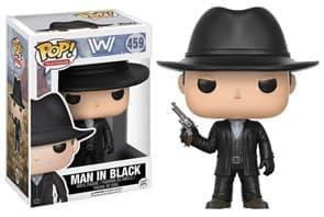 Westworld  Мир Дикого запада фигурка Funko Pop Человек в черном