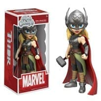 Фигурка Funko Marvel Rock Candy Lady Thor: Леди Тор