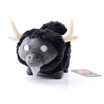 Плюшевый черный бизон (Black Beefalo Plush) из игры Don't starve купить