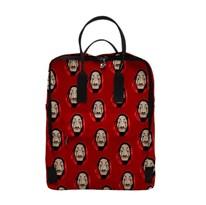 """Рюкзак с лицами Дали """"Бумажный дом"""" купить в России с доставкой"""