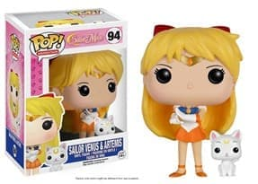 Фигурка Cейлор Венера и Артемис Funko POP (Sailor Venus and Artemis)