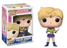 Фигурка Сейлор Уран (Sailor Uranus) Funko
