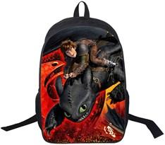 Рюкзак Беззубик (Как приручить дракона) купить в России с доставкой