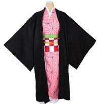 Детский костюм Незуко Камадо Клинок рассекающий демонов купить