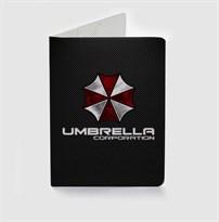 Обложка для паспорта Umbrella Corporation Обитель Зла (Resident Evil) купить