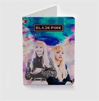Обложка для паспорта кей поп Black Pink (Блэк Пинк) купить