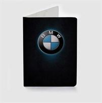 Обложка для паспорта BMW купить