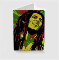 Обложка для паспорта Боб Марли (Bob Marley) купить