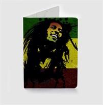 Обложка для паспорта с Бобом Марли (Bob Marley) купить