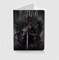 Обложка для паспорта Нед Старк Игра Престолов (Game of Thrones) купить