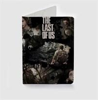 Обложка для паспорта с кадрами из игры Ласт оф Ас (The Last of Us) купить