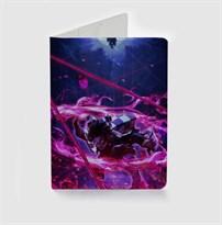 Обложка для паспорта Танджиро Клинок рассекающий демонов (Demon Slayer: Kimetsu no Yaiba) купить