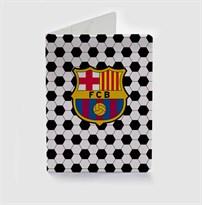 Обложка для паспорта ФК Барселона FCB купить