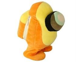 Оранжевая интерактивная игрушка Амонг Ас (Among Us) купить в России