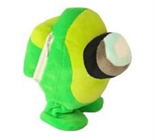 купить  Зеленая интерактивная игрушка Амонг Ас (Among Us)