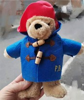 Мягкая игрушка Паддингтон 25 см купить