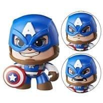 игурка Капитан Америка (Captain America) с 3 различными лицами купить в Москве