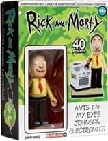 """Товар """"Лего Рик и Морти 98 деталей (Ants in My Eyes Johnson)"""" купить в Москве"""