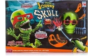 Джони Череп - охотник за привидениями 3D игра купить на сайте Super 01