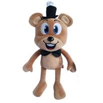 Плюшевая игрушка Фредди Фнаф 5 ночей с Фредди на липучке (30 см) купить в России