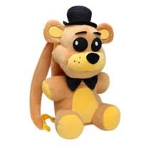 Рюкзак-игрушка Фредди в черной шляпе из игры 5 ночей с Фредди (50) купить