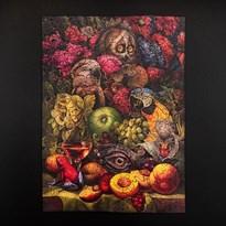 Деревянный пазл Экзотическая Жизнь Puzzloman Exotic Still Life 142 элемента купить
