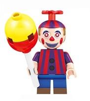 Фигурка Мальчик с шариком 5 ночей с Фредди совместима с лего