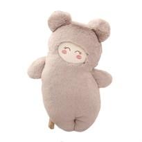 Мягкая игрушка в стиле аниме Мишка (Цвет Серый) купить