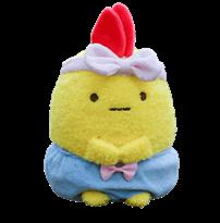 Мягкая игрушка Эбифрай-но-сиппо Сумико Гураши (Ebifurai No Shippo Sumikko Gurashi) купить в России