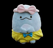 Мягкая игрушка Токагэ Сумико Гураши (Tokage Sumikko Gurashi) купить в России