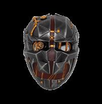 Маска Корво из Dishonored 2 стального цвета купить в России