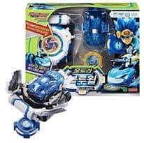 Оригинал Игровой набор Джино автомобиль BlueWill-Лига WatchCar-Битвы чемпионов купить на сайте Super01